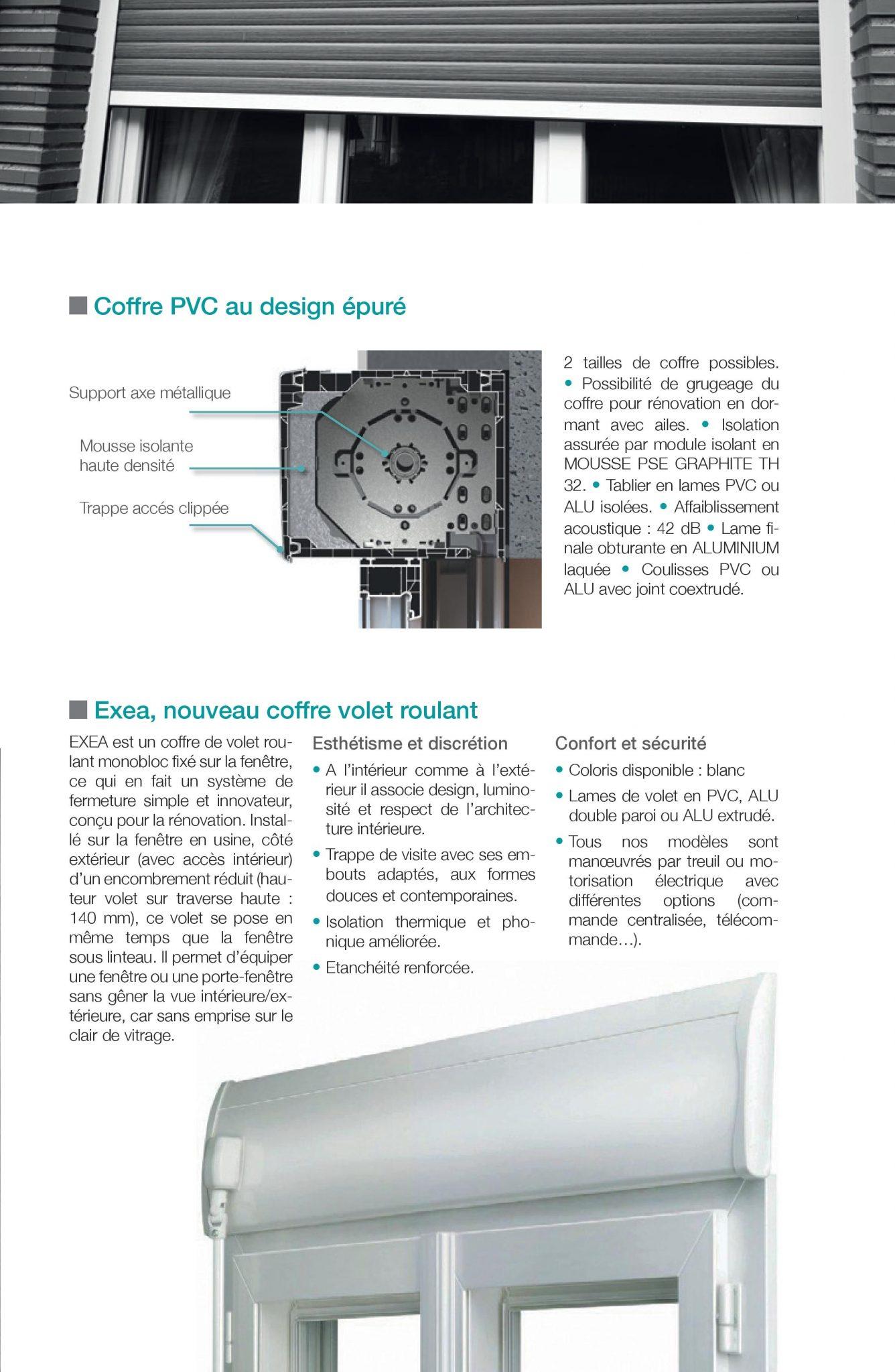 CATALOGUE CLEMENT PVC